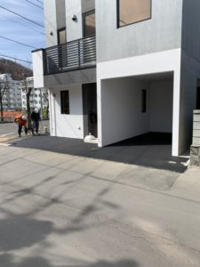 DS宅舗装工事